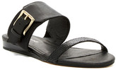 Donald J Pliner Bien Buckle Wedge Sandal
