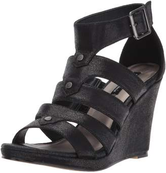 Michael Antonio Women's Kikki-met Wedge Sandal