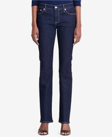 Lauren Ralph Lauren Slim Fit Bootcut Jeans