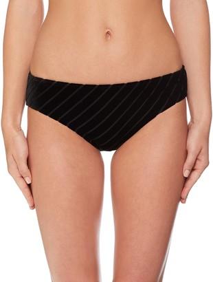 Kenneth Cole New York Women's Hipster Bikini Swimsuit Bottom