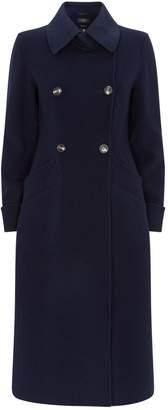Max Mara Wool Double-Breasted Coat