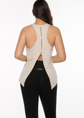 Lorna Jane Function Open Back Active Tank