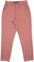 26.7 TWENTYSIXSEVEN Denim pants - Item 42600570