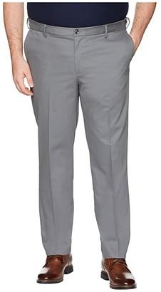Dockers Big Tall Modern Tapered Fit Signature Khaki Pants (Burma Grey) Men's Casual Pants