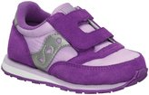 Saucony Baby Jazz HL (Inf/Tod) - Purple/Violet/Silver-5 Infant