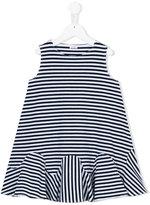 Il Gufo striped dress - kids - Cotton/Spandex/Elastane - 2 yrs