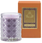 Agraria Lavender & Rosemary Petite Crystal Candle (3.4 OZ)