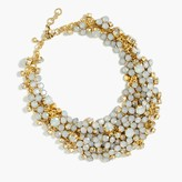 J.Crew Crystal jumble necklace