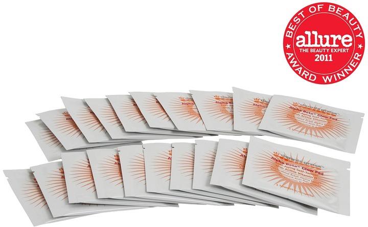 Dr. Dennis Gross Skincare Alpha Beta Glow Pads 20 Pack (No Color) - Beauty