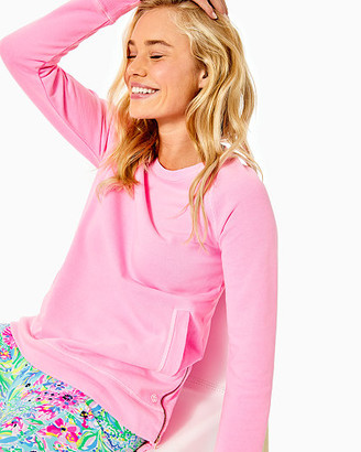 Lilly Pulitzer Luxletic Beach Comber Pullover