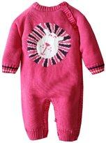 ZOEREA Newborn Unisex Baby Velvet Sweaters Knitwear Romper Winter Outfit