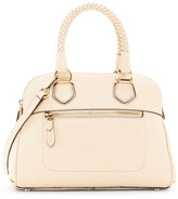 Cole Haan Tali Small Dome Leather Satchel