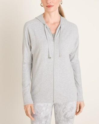 Zenergy Supima Cotton-Blend Batwing Jacket