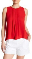 Joe Fresh Pintuck Tank