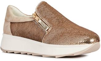 Geox Gendry Leather Sneaker