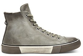 AllSaints Men's Osun Leather High-Top Sneakers