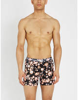 Bjorn Borg Björn Borg x Charles Jeffrey LOVERBOY pack of three soft-combed stretch-cotton trunks