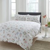 Cath Kidston Scattered Pressed Flowers Duvet Cover - Double