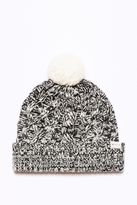 Jack Wills Traboe Cable Twist Knit Hat