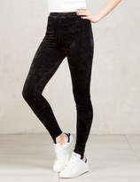 Cheap Monday Black Pile Leggings