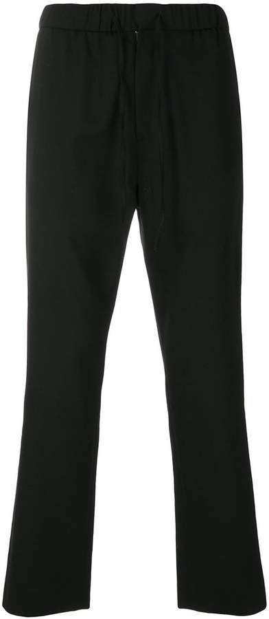 Cmmn Swdn cropped tailored trousers