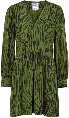 Baum und Pferdgarten Astrella printed mini dress