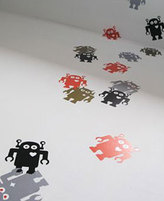 Re-Stik Giant Robots Wall Decal