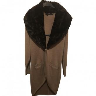 Martine Sitbon Brown Wool Knitwear for Women