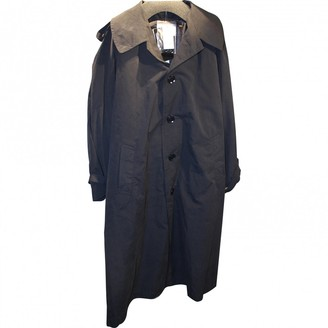Yohji Yamamoto Black Coat for Women
