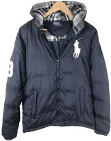 Polo Ralph Lauren Navy Polyester Jackets