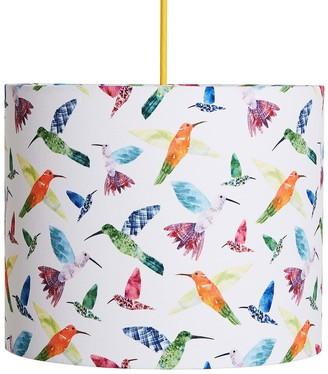 Hummingbirds Lampshade Medium