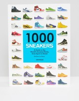 Books 1000 Sneakers Book