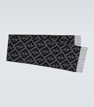 Fendi Cashmere FF scarf