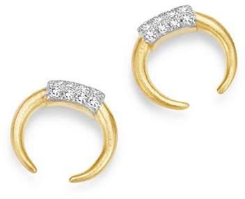 8163b8d76 Meira T White Fine Earrings - ShopStyle