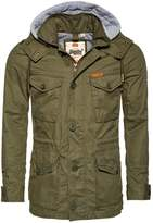 Superdry Summer Jacket Fury Green