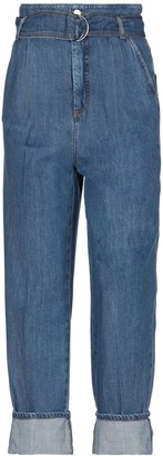 Sportmax Code Denim pants