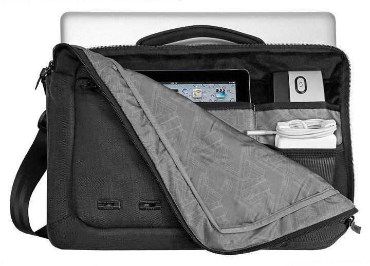 OGIO newt 15-in. laptop slim messenger bag
