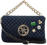 GUESS G Lux Crossbody Flap