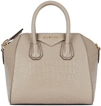 Givenchy Mini Antigona Handbag Dune