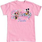 Disney Fl It's All About Me Minnie Mouse Fashion T Shirt