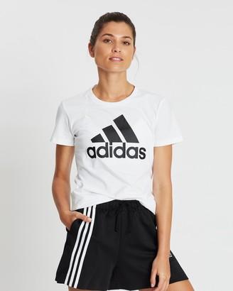 adidas Must-Haves Badge of Sport Tee
