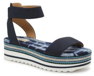 Crown Vintage Kaoline Platform Sandal