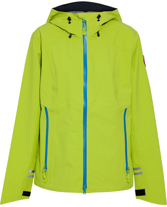 Canada Goose Canyon Neon Shell Hooded Jacket