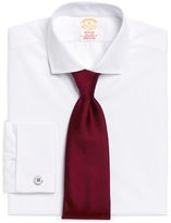 Brooks Brothers Golden Fleece® Madison Fit Micro Check French Cuff Dress Shirt