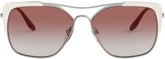 Prada Rectangle Sunglasses