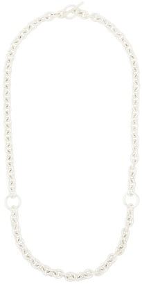 All Blues Triple-Link Chain Necklace
