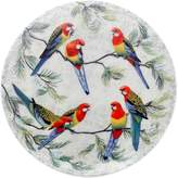 Maxwell & Williams Cashmere Birds of Australia Eastern Rosellas Plate, 20cm