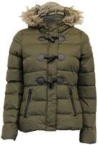 Thumbnail for your product : Brave Soul Ladies Jacket WIZARDPKA Khaki UK 8
