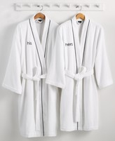 Hotel Collection His or Hers Robe, 100% Turkish Cotton