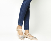 Office Feisty Mary Jane Point Flats
